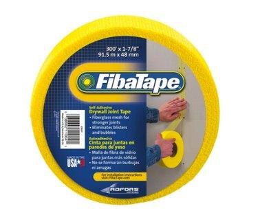 Fiberglass drywall tape.