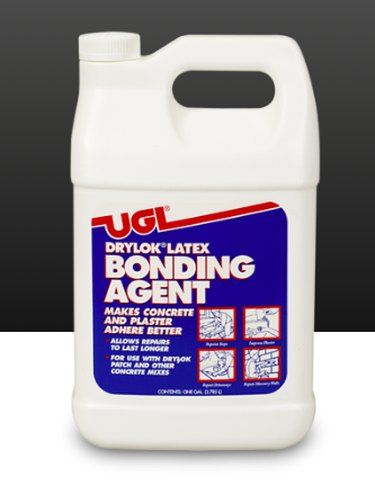 Latex bonding agent product.