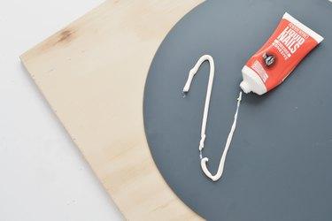 DIY Plywood Organizer