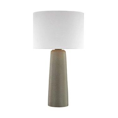 Eilat Concrete Outdoor Table Lamp