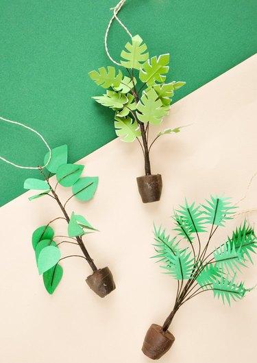 Leif Shop Houseplant Ornament, $14