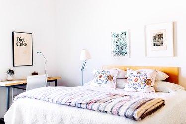 Marfa, Texas bedroom