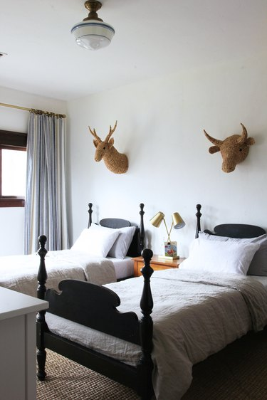 Grit and Polish Farmhouse Bedroom