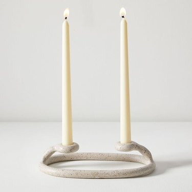 SIN Duo Candlestick Holder