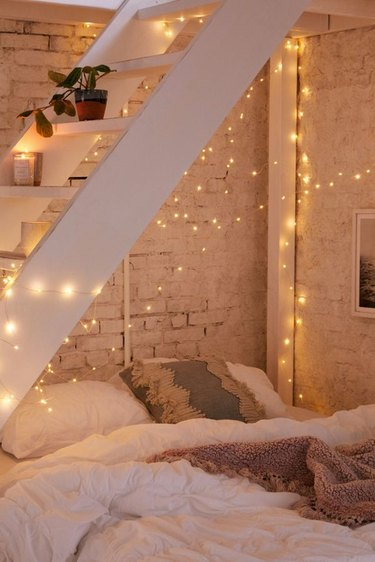 Urban Outfitters Extra Long Mod String Lights, $64