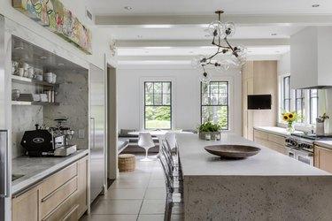 concrete kitchen countertops