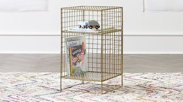 crate and kids nightstand