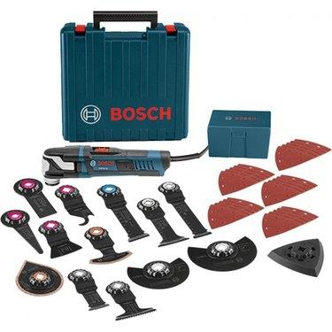 Bosch oscillating tool kit