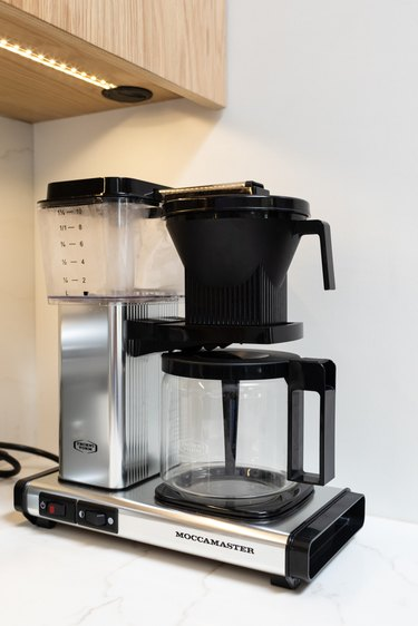 Technivorm Moccamaster KGB coffee maker