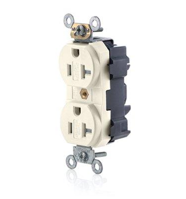 20-amp receptacle