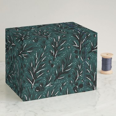 Minted Abstract Pine Wrapping Paper (5 sheets), $15