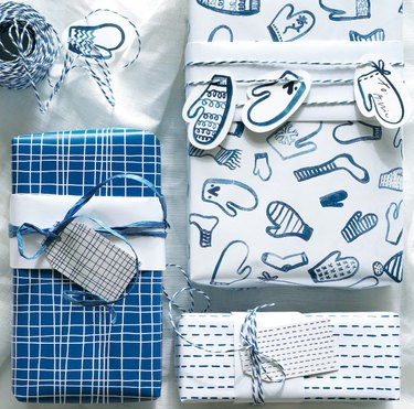 IKEA VInter 2019 Gift Wrap Trio, $1.99