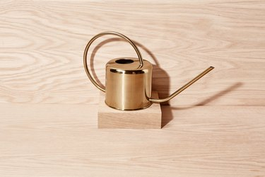 Brass watering can from Mur