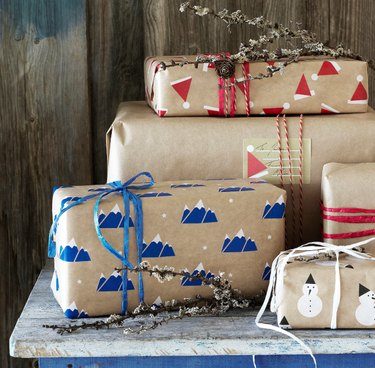 IKEA Vinter 2019 Gift Wrap Trio, $5.99