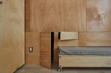 pullout bedroom