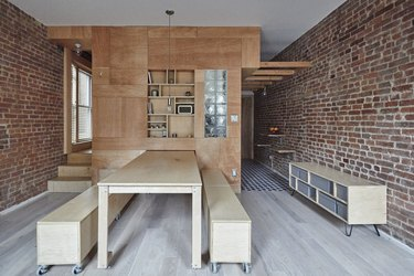 pullout apartment