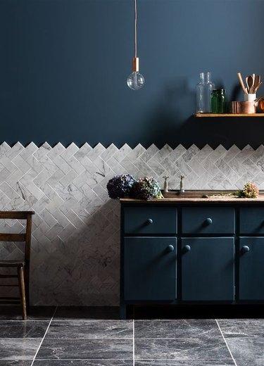 Mandarin Stone Marble Subway Tiles
