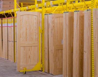 Door warehouse.