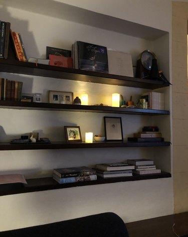 ikea Godafton LED candles