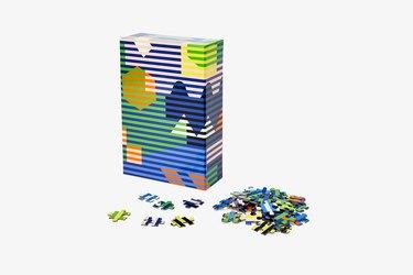 Dusen Dusen for Areaware Pattern Puzzle, $25