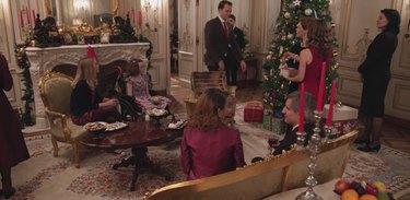 a christmas prince tree
