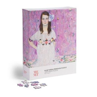 Klimt Mäda Primavesi Puzzle, $19.95