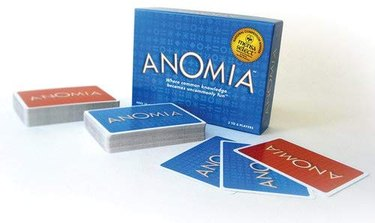 Anomia Card Game, $13.99