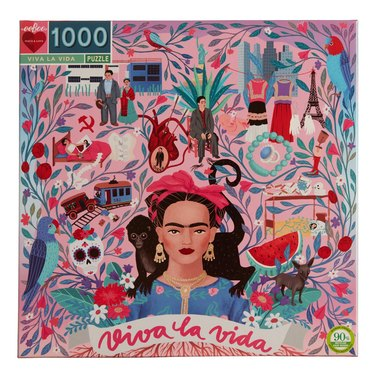 Eeboo Viva La Vida 1,000 Piece Puzzle, $21.99