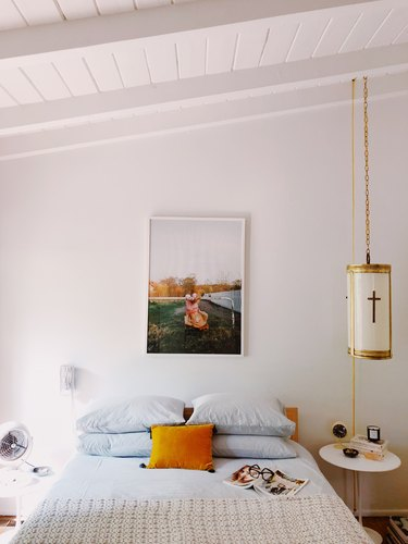 SF Girl by Bay Victoria Smith bedroom