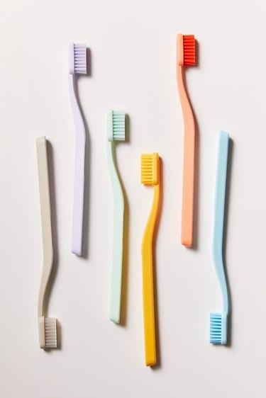Hay Tan Toothbrush