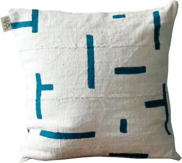 xNasozi Studio Le Courb Pillow Cover, $130