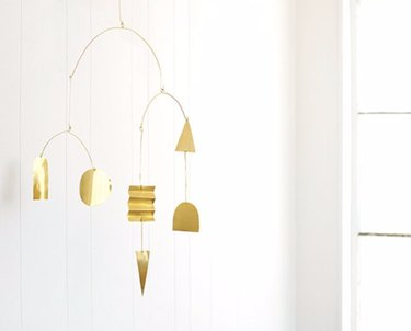 Lighten up any room with this mobile.