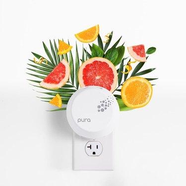 smart essential oil diffuser