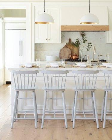 farmhouse style counter stools