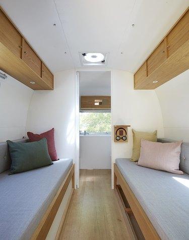 renovated airstream trailer