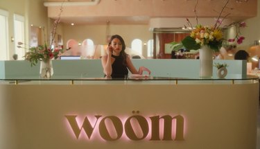 The Woom offices in Dollface