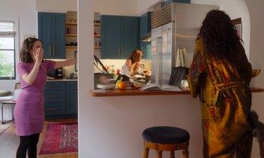 Madison's kitchen on Dollface