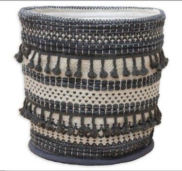 Hand Woven Round Basket, $17.99