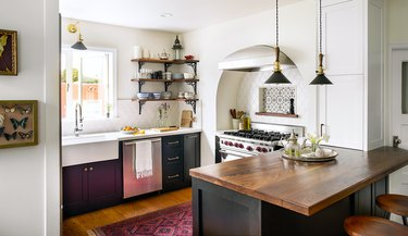 A Moroccan Tile Backsplash in the Kitchen Is the Way to Go, Here's Proof