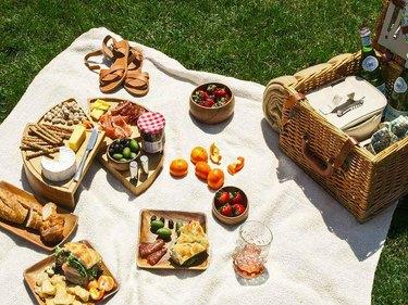 picnic at ascot cheese boards