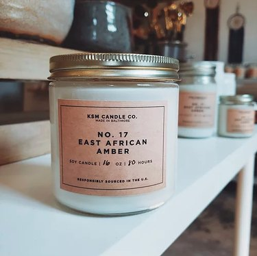 KSM candle co