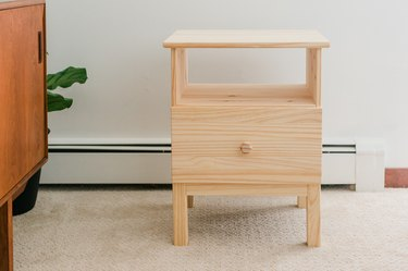 Assemble the side table.