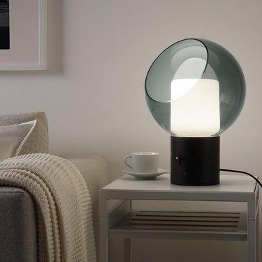 Evedal Globe Lamp, $149