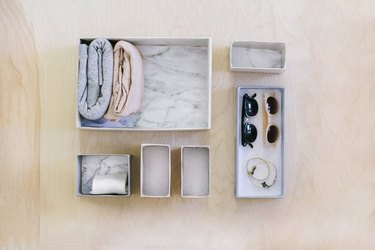 """earn how to make """"Hikidashi"""" boxes inspired by Marie Kondo."""