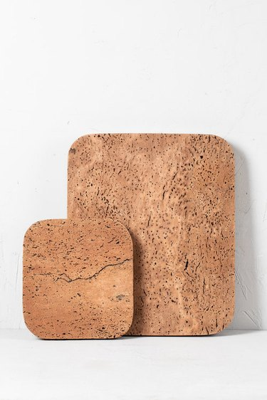 Hoppe Shoppe Cork Cutting Boards, starting at $56