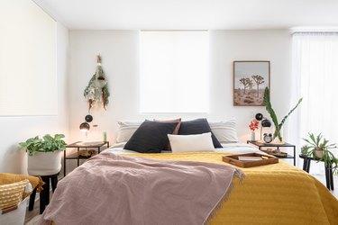 Hunker House bedroom