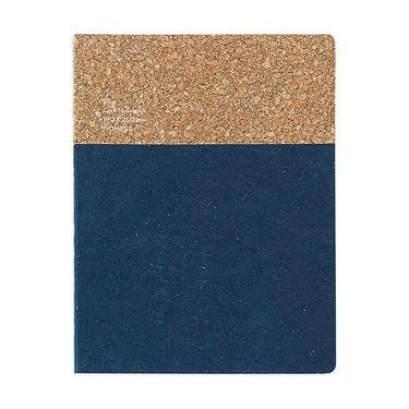 Large Cork Notebook, $17.95