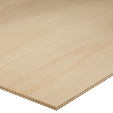 1/2 inch plywood