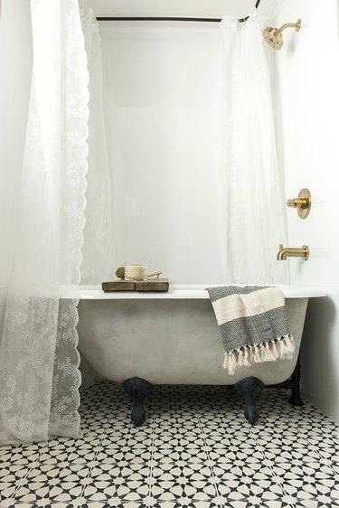 Farmhouse Shower Ideas Jenna Sue Design