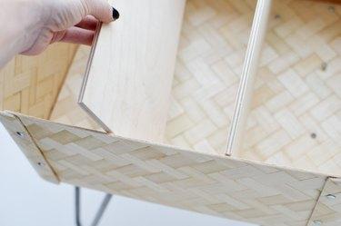 Nursery Book Bin IKEA hack